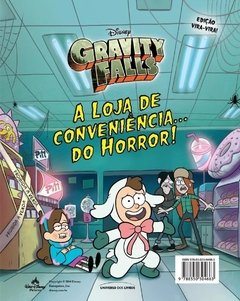FELIZ SUMMERWEEN! / A LOJA DE CONVENIENCIA... DO HORROR! - GRAVITY FALLS - 2 EM 1 - SAMANTHA BROOKE