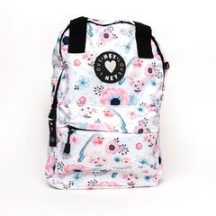 Set Mochila + Cartuchera estampada - Lovely en internet