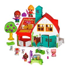 Pin y pon Granja divertida Mix is max c/11 figuras 14260
