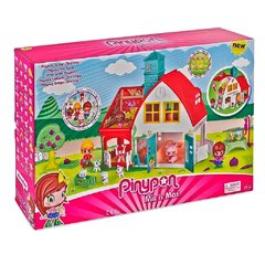 Pin y pon Granja divertida Mix is max c/11 figuras 14260 - comprar online