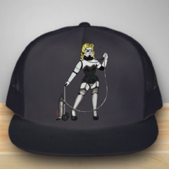 boné violet trooper na internet
