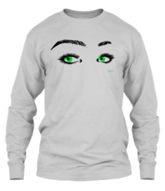 Moletom green eyes - comprar online