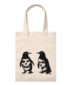 Ecobag misfits penguins