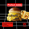 The Prefect Burger doble - comprar online