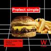 The Prefect Burger simple - buy online