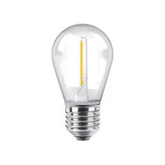 Lampara Led Gota Vintage de 1 watts