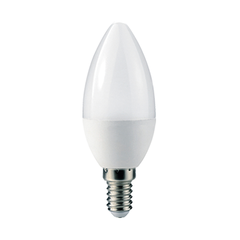 Lampara Led  Vela de 5 watts E14