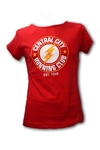 Remera Dama - DC Flash Central City