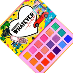 Paleta Whatever forever! 18 colores