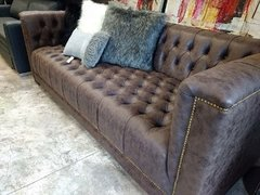 Sofa Chesterfield Cubo