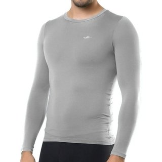 Camiseta Térmica Slim Fit Elite Eu Fitness