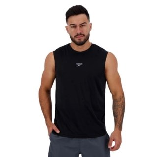 Camiseta Regata Interlock Speedo Eu Fitness