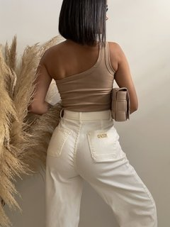 PANTALONA OFF-WHITE - Maysa Barros