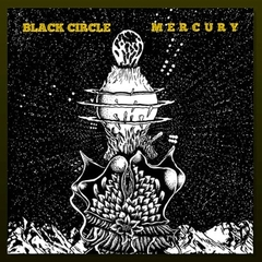 Cd Mercury | Black Circle