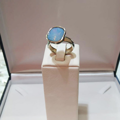 Anillo Cushion Square. DeDiosJoyas