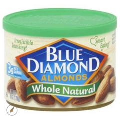 Almendras Natural Blue Diamond