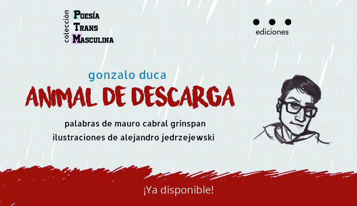 Animal de descarga de Gonzalo Duca