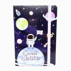CADERNO BROCHURA PAUTADO - SWEET SPACE- BM36
