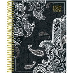 PLANNER BACK TO BLACK - PERMANENTE - FORONI