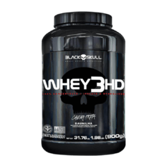 WHEY 3 HD (900G) - BLACK SKULL