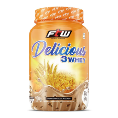 DELICIOUS 3WHEY (900G) - FTW