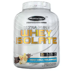 ULTRA PURÊ WHEY ISOLATE (2,09KG) - MUSCLETECH