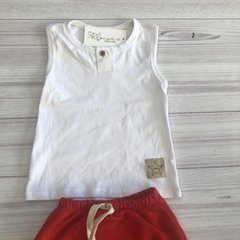 Musculosa DONNY white - comprar online