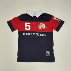 Camiseta Polo Kevingston  6 anos