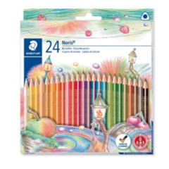 Staedtler Noris Aquarelables x24