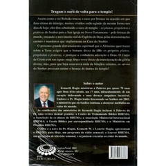 Planos Propósitos Práticas | Kenneth E. Hagin - comprar online
