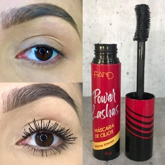 MASCARA DE CÍLIOS VOLUME INTENSO - FAND MAKEUP 6ml