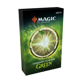 MTG Commander: Collection Green