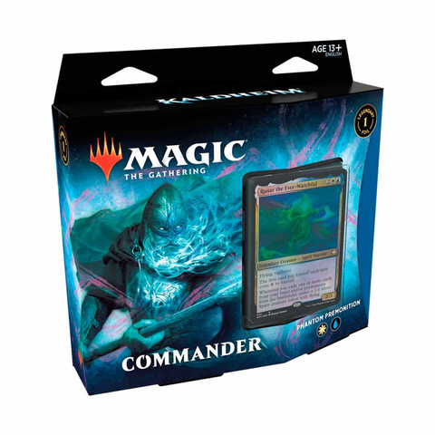 MTG Kaldheim: Commander Phantom Premonition