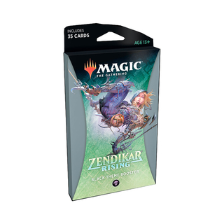 MTG Zendikar Rising: Theme Booster Black