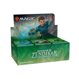MTG Zendikar Rising: Draft Booster Box