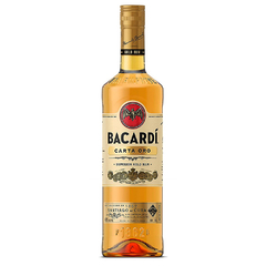 Bacardi Oro x 980 ml