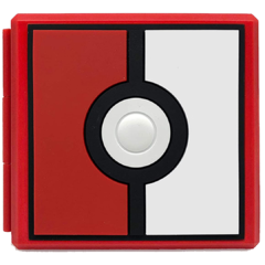 Pokeball Game Card Case (Porta Cartucho) - Nintendo Switch