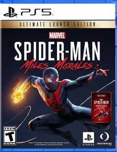 Spider-Man: Miles Morales - Ultimate Launch Edition - Playstation 5
