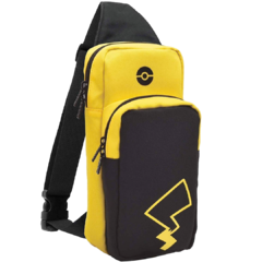 Bolso Hori Pokemon Trainer Pack (Pikachu Edition) - Nintendo Switch