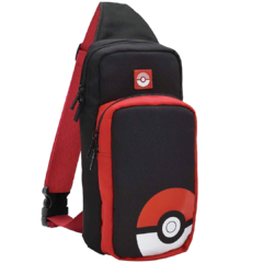 Bolso Hori Pokemon Trainer Pack (Pokeball Edition) - Nintendo Switch