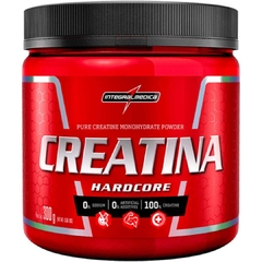 Creatina Hardcore Pure Micronized Creatine Powder - comprar online