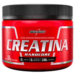Creatina Hardcore Pure Micronized Creatine Powder