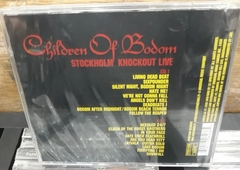 Children Of Bodom Chaos Ridden Years - Stockholm Knockout Li 2 CD´S - comprar online