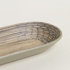 Bowl Bamboo Vison Rectangular en internet