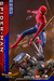PREVENTA: Hot Toys - Spider Man: Homecoming - Spider Man 1/4 Scale Deluxe - comprar online