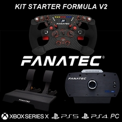 KIT STARTER FÓRMULA V2  - PS4/PS5/XBOX ONE/XBOX SERIE X/PC