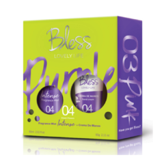 Bless Lovely Life Gift Intense | Fragance Mist Intense (60 ml) + Crema de manos 60 gr) - tienda online