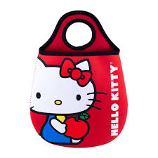 LIXEIRA DE CARRO NEOPRENE HELLO KITTY