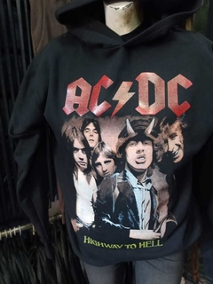 Ac/dc - Buzo Highway To Hell