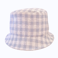 Bucket Hat Vichy